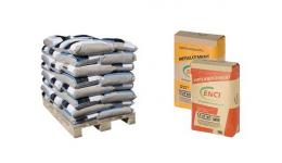 Cement / zand / grind